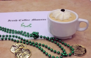 Irish Coffee Mousse